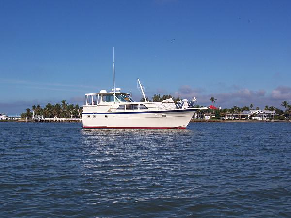 71 Hatteras for sale