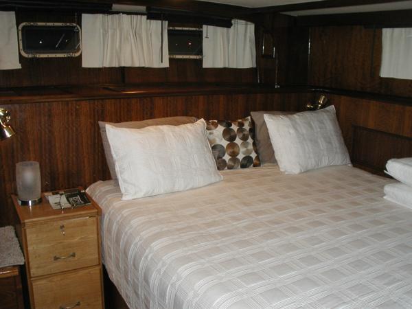 King Aft Cabin