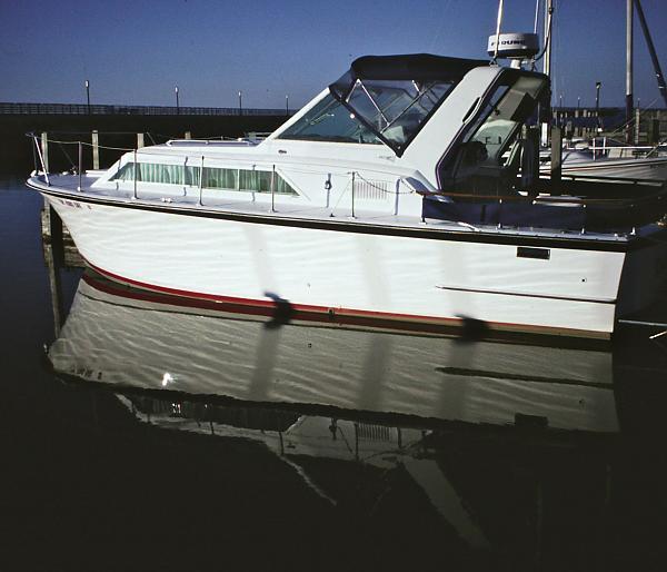 My boat/My marina
