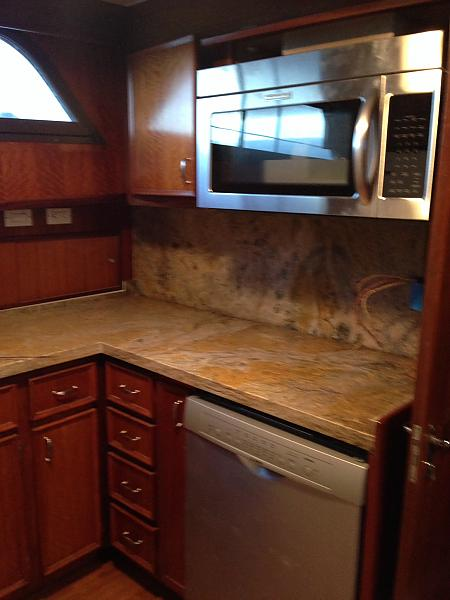 Galley Makeover