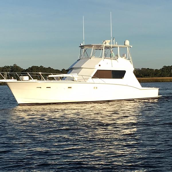 Nov., 2015 Off St. Johns Yacht Harbor
