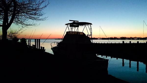 Great South Bay Sunset
