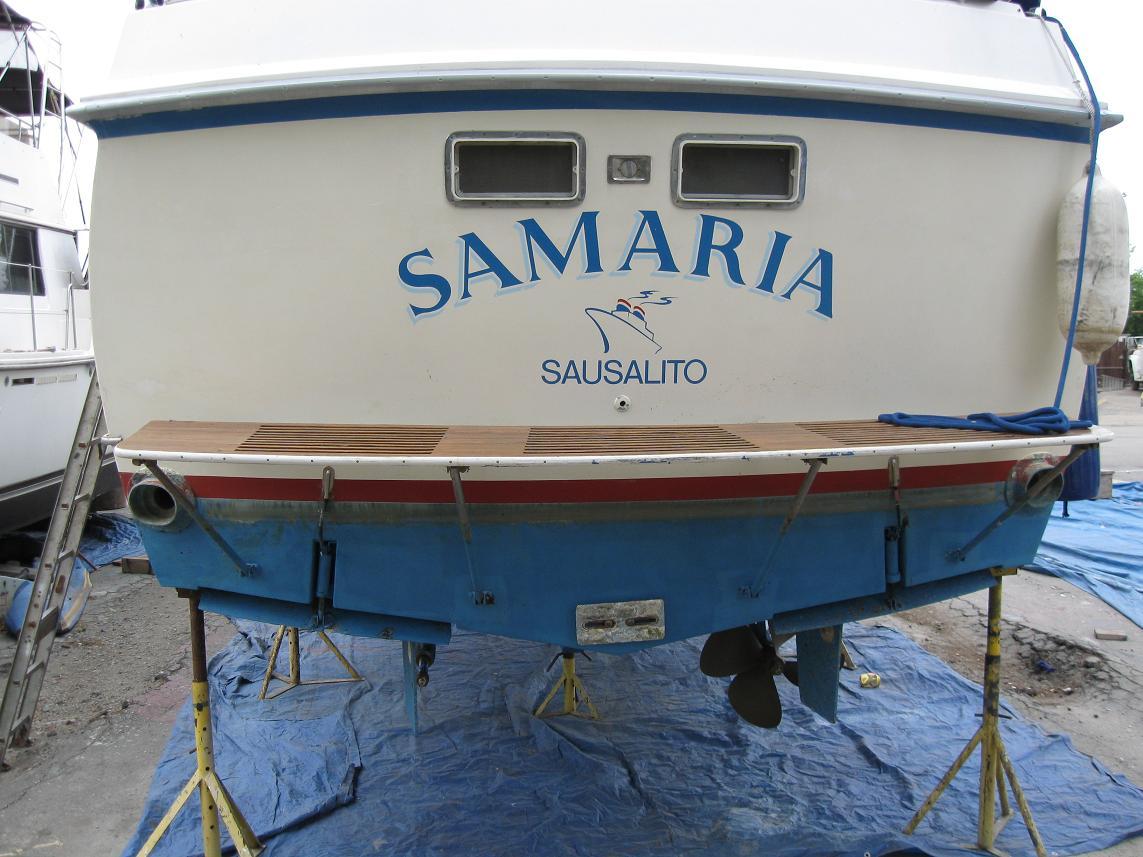 """""""Samaria"""" 1969 38 Tri-Cabin"""
