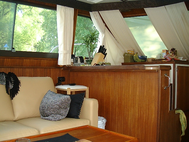 Interior re-do 2004